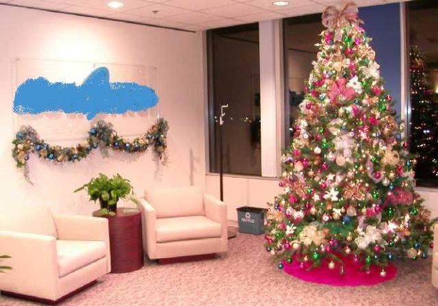 Wonderful Office Reception Decorations