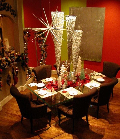 Dining Room Table Centerpiece Arrangements Dining Table Dining Table Christmas Centerpiece Ideas